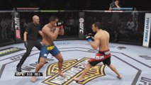 EA Sports UFC - Gameplay Series #3 Jose Aldo vs. Anthony Pettis