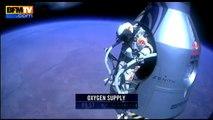 Le saut record de Felix Baumgartner-Red Bull Stratos