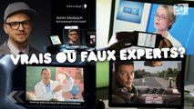 Pub TV: Vrais ou faux experts ?
