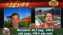 2014 Big 10 Football Preview Part I (Ohio State, Michigan State, Michigan, Maryland)