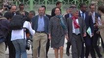 Ségolène Royal annonce la Fête de la Nature et de la biodiversité