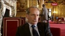 Affaire du groupe UMP du Sénat : la réaction de Gérard Longuet