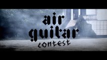 Air Guitar Contest - 6 Juin 2014 - Nantes