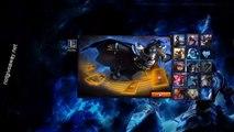 Pax Jax Skin Codes | Free League of Legends Skin Codes - video