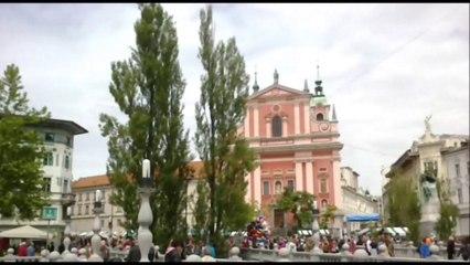 Ljubljana Slovenja