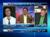 NBC Onair EP 272 (Complete) 20 May 2014-Topic-Pemra license issue among pema, media war, channels wars,journalism at stake-Guest-Arif Nizami, Moid Pirzada, Abbas Nasir