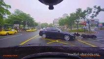 2014年5月の交通事故動画まとめ。ドライブレコーダー