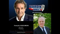 LA RESISTANCE FRANçAISE_François ASSELINEAU invité de Jean-Jacques BOURDIN sur RMC I