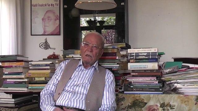 Halil İnalcık- Tarih, tarihçi ve sosyoloji: Dünden Bugüne