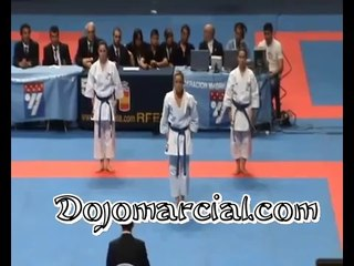 Kata Anan - Karatedo - Campeonas de Europa - Champions of Europe - Champions d'Europe - Karaté - Carate