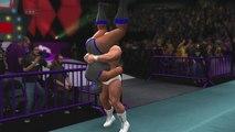 WIWA Wrestling Match # 13 Mr. Wrestling 2 vs Sleeker