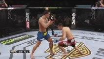 EA Sports UFC - Anthony Pettis vs. Jose Aldo