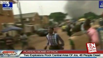 Nijerya'da bombalı saldırılar 118 ölü