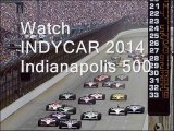 INDYCAR Indianapolis 500 Live stream