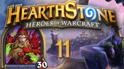 German Let's Play: Hearthstone Heroes of Warcraft, Schurke, Part 11