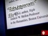 Elie Wiesel a été la caution la plus prestigieuse pour la supercherie Survivre avec les loups