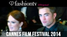 John Cusack, Julianne Moore, Robert Pattinson at the Cannes Premiere of Maps To The Stars |FashionTV