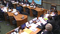 Présentation du rapport sur le projet de loi Accessibilité aux personnes en situation de handicaps