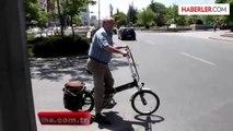 Ertuğrul Kürkçü'nün Makam Aracı Bisiklet