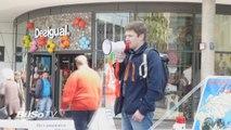 Demo in Stuttgart: Nie wieder Krieg - nie wieder Faschismus