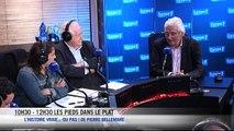 Histoire Pierre Bellemare - Il survit le corps plombé de 14 balles