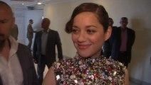 Festival de Cannes : Marion Cotillard, heureuse sur la Croisette