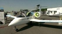 L'avion électrique d'Airbus se montre à Berlin