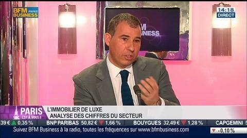 La tendance du moment: le marché de l'immobilier de luxe, dans Paris est à vous – 21/05