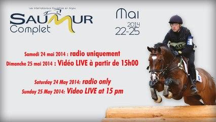 CCI*** Saumur 2014