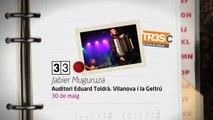 TV3 - 33 recomana - Jabier Muguruza. Auditori Eduard Toldrà. Vilanova i la Geltrú