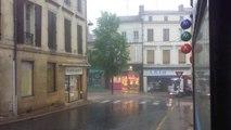 Bergeracois: Alerte orange aux orages