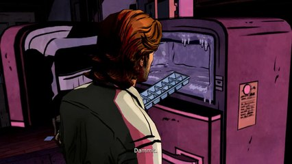The Wolf Among US Gameplay Walkthrough Episode 1-FAITH- Part 2