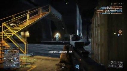Battlefield 4 Naval Strike, Parte 2:Attaco a Nansha, Frangiflutti e Isole Perdute