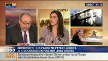 L'Éco du soir: Copropriété: les Parisiens payent jusqu'à 26 % de charges en plus que leurs voisins - 21/05