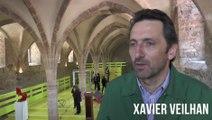 Vernissage Xavier Veilhan - Abbaye de Cluny