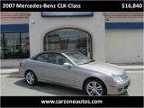 2007 Mercedes-Benz CLK Class CLK 350 Baltimore Maryland