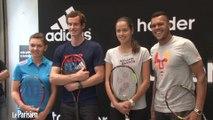 """Jo-Wilfried Tsonga : """"Je suis prêt pour ce Roland-Garros"""""""