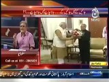 Bolta Pakistan 21 May 2014 Modi Ki Halaf Brdari Wazeer e Azam Pakistan Ko Dawat