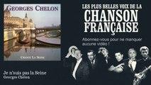 Georges Chelon - Je n'suis pas la Seine