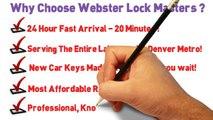 Locksmith in Lakewood, CO - (303) 731-4916 24/7 Locksmiths in Lakewood 80226