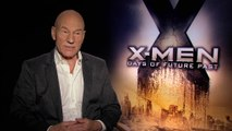 X-Men: Days of Future Past - Exclusive Interview With James McAvoy, Michael Fassbender And Patrick Stewart