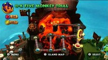 Retro Plays Donkey Kong Country Returns (Wii) Part 25