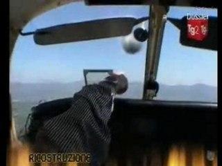 Avvistamento UFO in volo