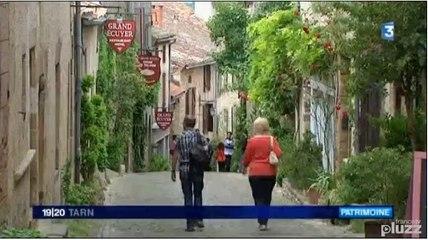 Cordes village préféré des Français