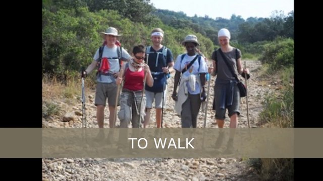 On the way to St James of Compostela, 19-27 July 2014