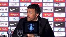 La rueda de prensa de presentación de Luis Enrique como entrenador del Barça, íntegra