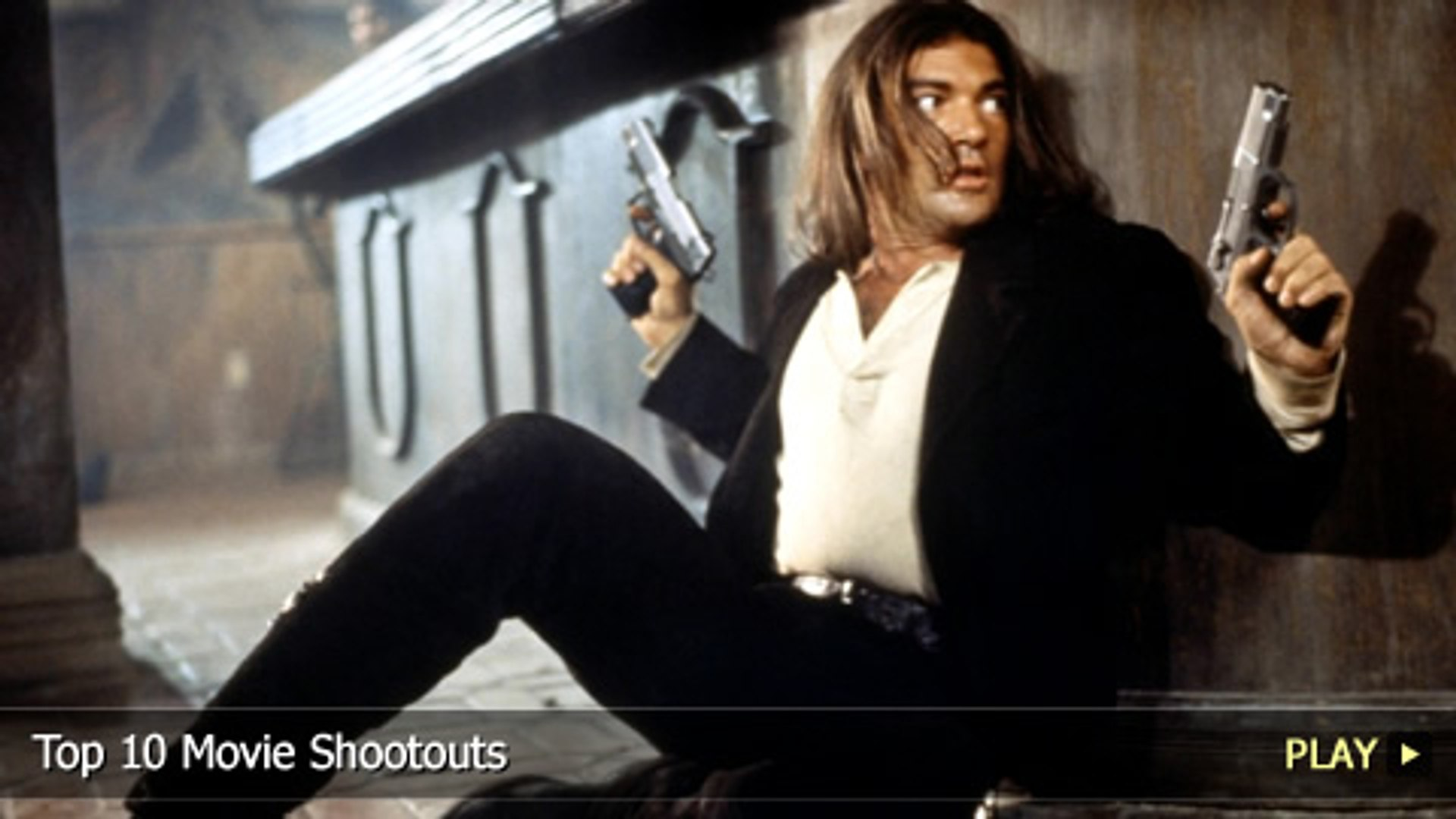 Top 10 Movie Shootouts - video dailymotion