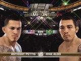 "EA Sports UFC   Gameplay-Series: ""Jose Aldo vs. Anthony Pettis""   EN"