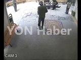Uğur Kurt'un Vurulma Anı Cemevi Kamerasında