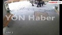 Uğur Kurt'un Vurulma Anı Güvenlik Kamerasında